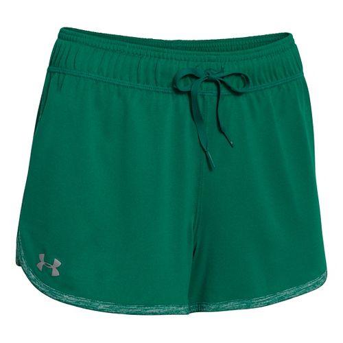 Women's Under Armour Tech Shorts Unlined Shorts - Plantation S