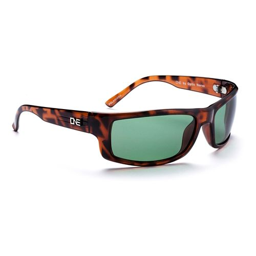 ONE Fourteener Polarized Sport Sunglasses - Dark Demi
