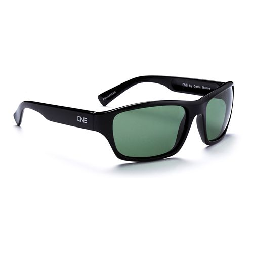 ONE Tundra Polarized Sport Sunglasses - Black