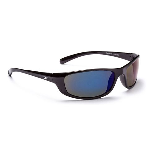 ONE Backwoods Polarized Sport Sunglasses - Flash Black
