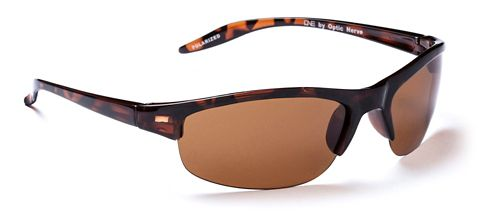 ONE Alpine Polarized Sport Sunglasses - Dark Demi