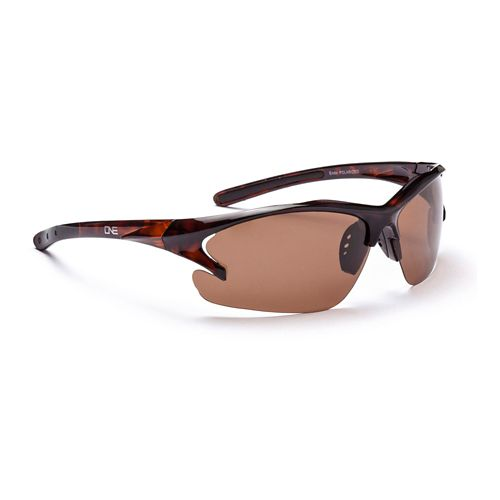 ONE Endo Polarized Sport Sunglasses - Dark Demi