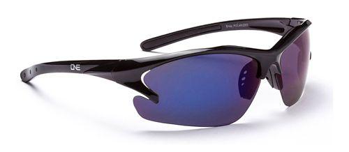 ONE Endo Polarized Sport Sunglasses - Flash Black