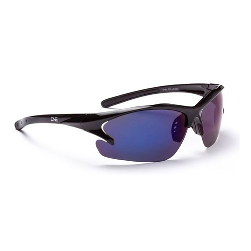 ONE Endo Polarized Sport Sunglasses - Flash Black