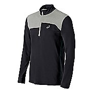 Mens ASICS Thermopolis 1/2 Zip Technical Tops