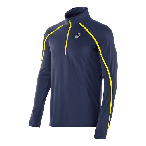 Men's ASICS�Lite Show Long sleeve 1/2 Zip