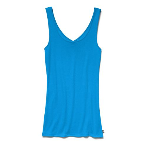 Women's Under Armour Double Threat Tank Technical Tops - Jazz Blue XS