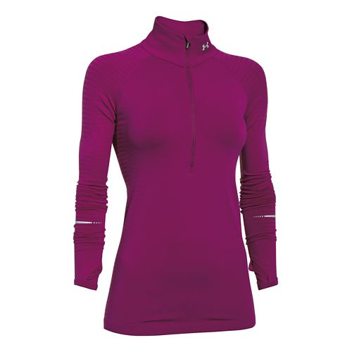 Women's Under Armour�Run Seamless 1/2 Zip
