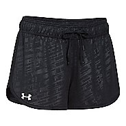 Womens Under Armour Tech Printed Lined Shorts