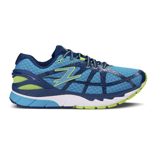Mens Zoot Diego Running Shoe - Sky/Navy 10.5