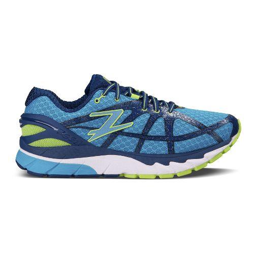 Mens Zoot Diego Running Shoe - Gray/Blue 9