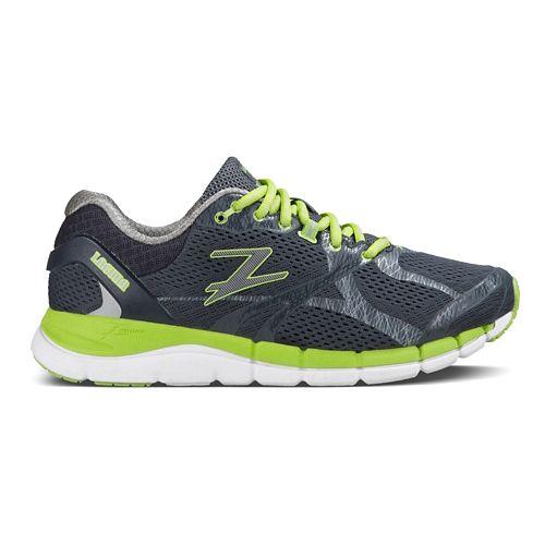Mens Zoot Laguna Running Shoe - Gray/Green 9.5