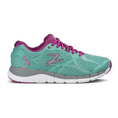 Womens Zoot Laguna Running Shoe - Aquamarine 7.5