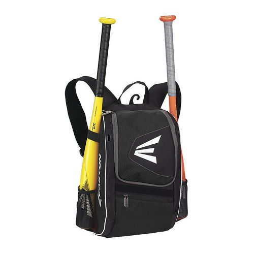 Easton E100P Youth Bat Backpack Bags - Black/Black