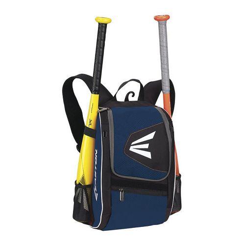 Easton E100P Youth Bat Backpack Bags - Black/Navy
