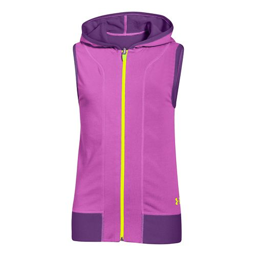Kids Under Armour�Inside Out Sleeveless Hoody
