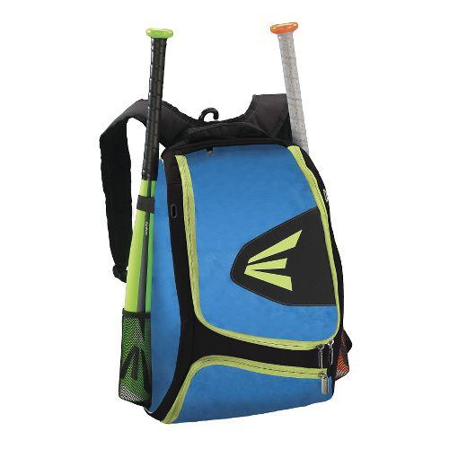 Easton E100XLP Bat Backpack Bags - Royal/Green
