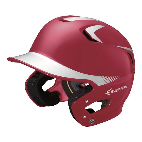 Easton Z5 Grip 2Tone Junior Headwear - Red/White