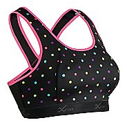 Womens CW-X Xtra Support Running III Print Sports Bra