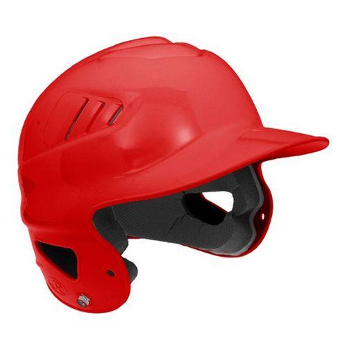 Rawlings Coolflo Batting Helmet Headwear - Scarlet