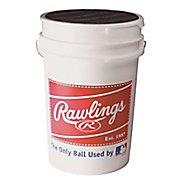 Rawlings ROLB1X 3 Dozen Balls in Bucket Fitness Equipment