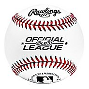 Rawlings 2 Dozen OLB3 Balls in Bucket Fitness Equipment