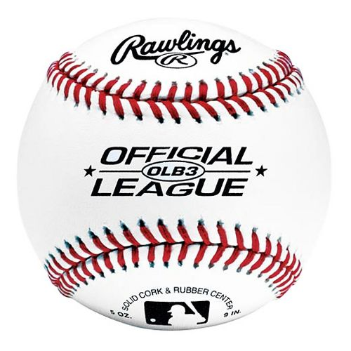 Rawlings�1 Dozen OLB3 Balls in Mesh Bag