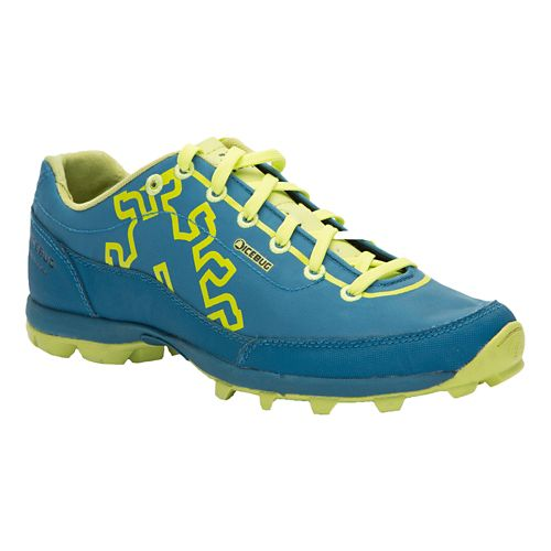 Mens Icebug Acceleritas4 RB9X Trail Running Shoe - Sapphire/Poison 11