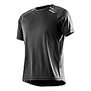 Mens 2XU Tech Short Sleeve Technical Tops