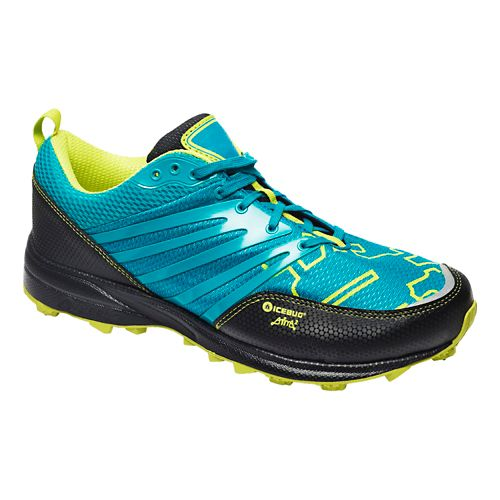 Mens Icebug Anima2 BUGrip Trail Running Shoe - Opal 10.5
