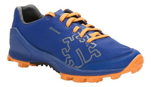Womens Icebug Zeal RB9X Trail Running Shoe - Lilac/Marigold 10.5
