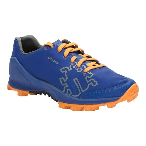 Womens Icebug Zeal RB9X Trail Running Shoe - Lilac/Marigold 7.5