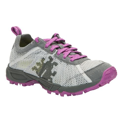 Womens Icebug Mist RB9X Trail Running Shoe - Shell/Orchid 7