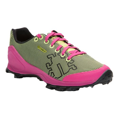 Womens Icebug Zeal OLX Trail Running Shoe - Poison/Peony 9