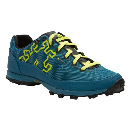 Mens Icebug Spirit5 OLX Trail Running Shoe - Sapphire/Black 10.5