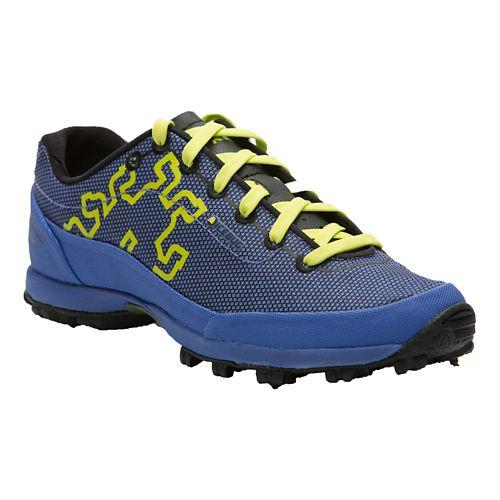 Womens Icebug Spirit5 OLX Trail Running Shoe - Amethyst/Black 5.5