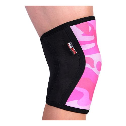 ROCKTAPE Knee Caps 5MM Injury Recovery - Pink Camo L