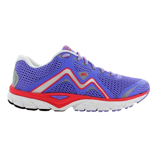 Womens Karhu Fast5 Fulcrum Running Shoe - Lilac/Hibiscus 6