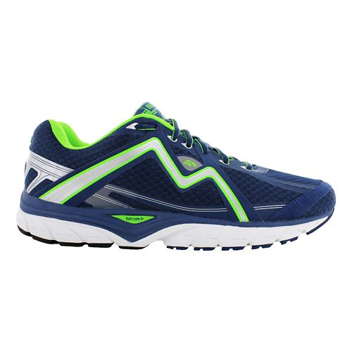 Mens Karhu Strong5 Fulcrum Running Shoe - Cave/Apple 10
