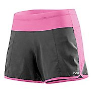 Womens 2XU Cross Sport Lined Shorts
