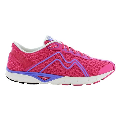 Womens Karhu Flow4 Trainer Running Shoe - Berry/Lilac 8.5
