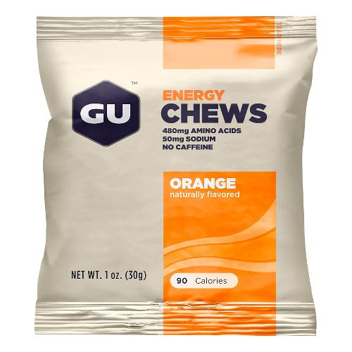 GU Energy Chews 24 pack Nutrition - null