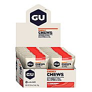 GU Energy Chews 24 pack Nutrition