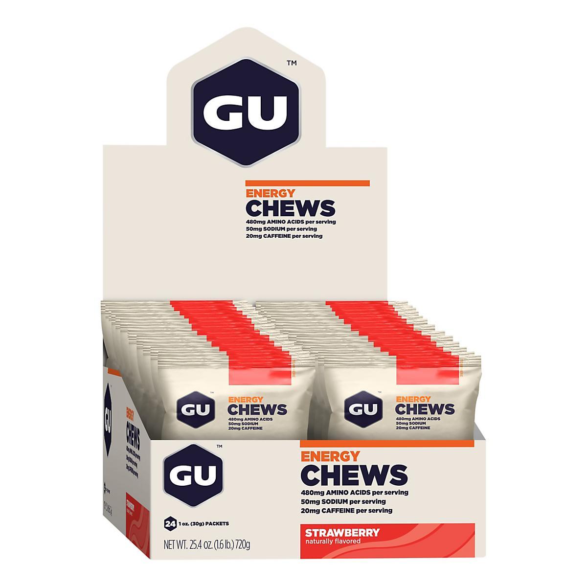 GU�Energy Chews 24 pack