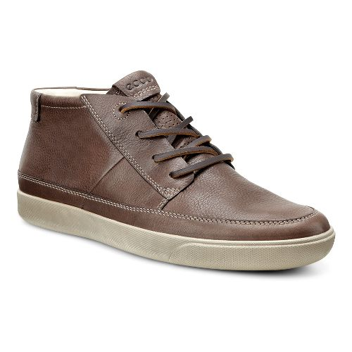 Mens Ecco Gary Boot Casual Shoe - Cognac 45