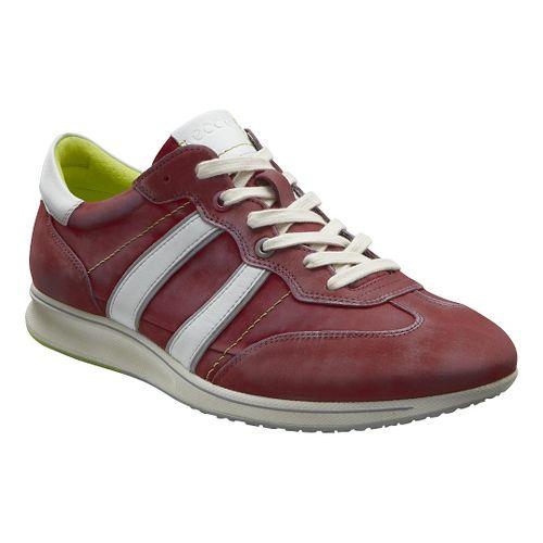 Mens Ecco Jogga Textile Sneaker Casual Shoe - Port 40