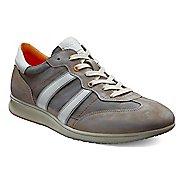 Mens Ecco Jogga Textile Sneaker Casual Shoe