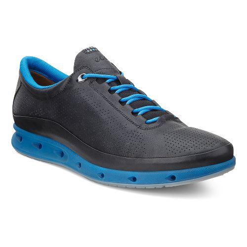 Mens Ecco O2 Walking Shoe - Black/Dynasty 44