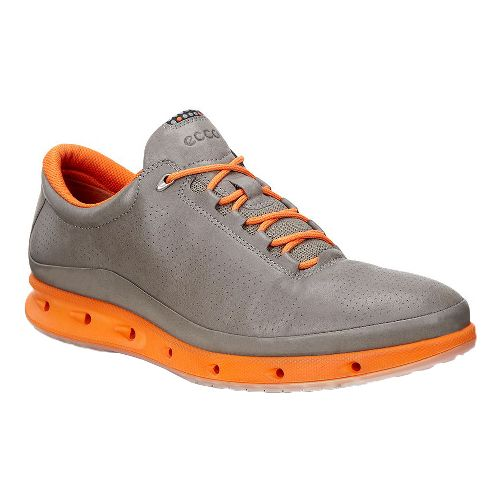 Mens Ecco Cool Walking Shoe - Warm Grey 45
