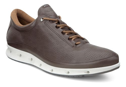 Mens Ecco Cool Walking Shoe - Mocha 40